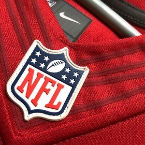 NFL 49ers On Field jersey